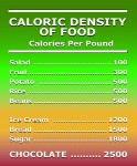Are Nutrient Dense Foods Really Low Calorie?