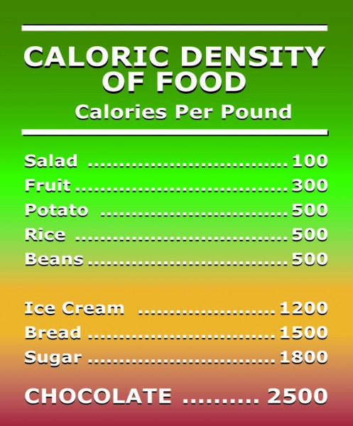 Which Of The Following Is A High Nutrient Dense Food