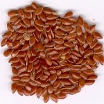 Fighting breast cancer with flaxseeds